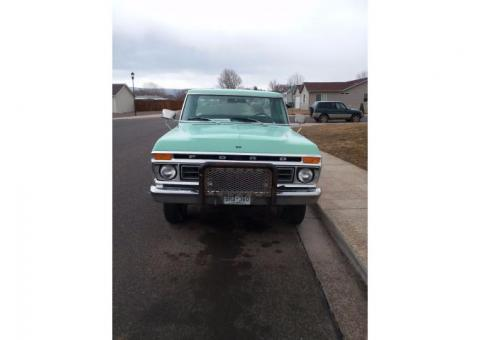 77 Ford F150 for sale
