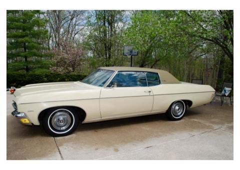 1970 Chevy Impala Custom