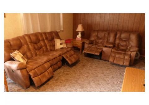Reclining Living Room Furniture
