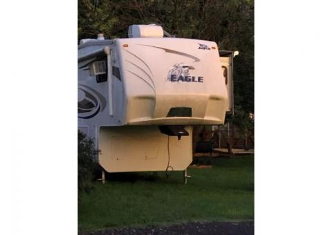 2010 37' Jayco Eagle RLQS 4 slides