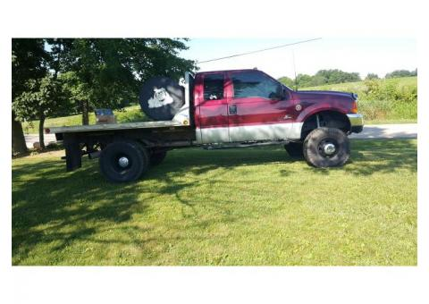 '99 F350 7.3 Dually 4wd - $9200 (Marengo)