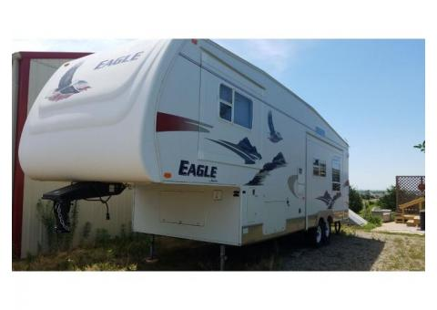 2006 Jayco Eagle 32' 5th wheel