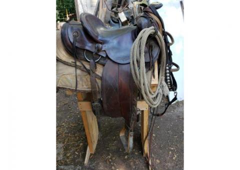 Heiser  Denver Saddle
