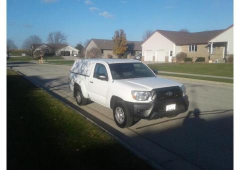 Toyota Tacoma, 2013, 118,000 mi